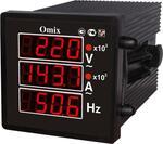 Мультиметр цифровой Omix P44-M(AVF)-1-0.5