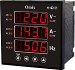 Мультиметр цифровой Omix P99-M(AVF)-1-0.5-3K