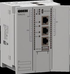 Контроллер для средних и распределенных систем автоматизации ОВЕН ПЛК210