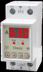 Амперметр однофазный на DIN-рейку Omix D2-A1-1-K6