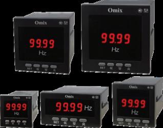 Частотомер однофазный щитовой Omix F1-1