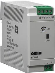 Компактный блок питания для шкафов автоматики ОВЕН БП60А