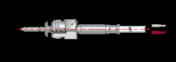 Термопара на основе КТМС с кабельным выводом дТП724