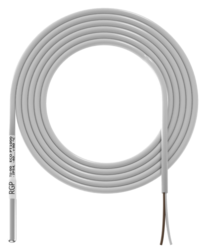 Бескорпусные накладные (контактные) датчики температуры TU-00 ECO