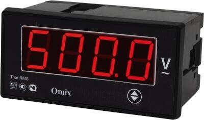 Вольтметр цифровой Omix