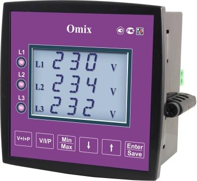 Мультиметр цифровой Omix