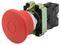 Кнопка 22 мм грибовидная с фиксацией AR-XB2-BT