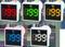 Цифровой индикатор температуры ИТЦ-T33