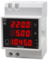 Мультиметр однофазный на DIN-рейку Omix D3-M3-1