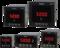 Вольтметр однофазный щитовой с интерфейсом RS-485 Omix V1-1-RS485-N2