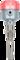 Вибрационный датчик уровня жидких сред INNOlevel серии Vibro-U