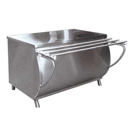 """Прилавок для горячих напитков  """"Патша """" ПГН-70М-01."""