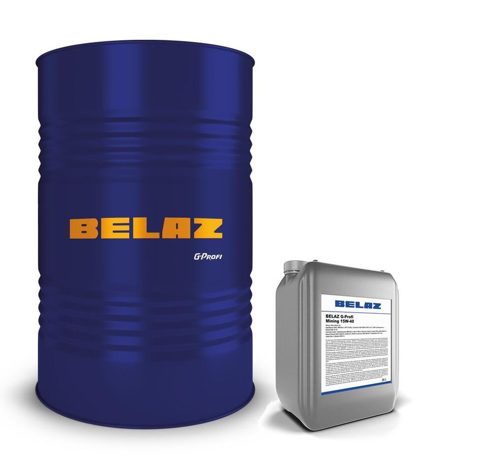 Трансмиссионно - гидравлическое масло для ГМП и ММОТ BELAZ G-Profi MDB