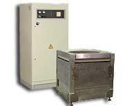 Индукционная плавильно-раздаточная печь ИЦРТ