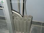 Труба из ПВХ для прокладки кабелей, проводов