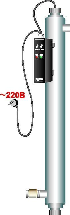Установка обеззараживания воды «Роса-УФ 3,5»