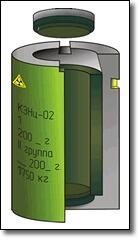 Контейнер для Отработанного ядерного топлива
