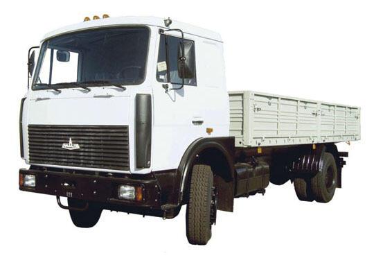 Бортовой автомобиль МАЗ-5336А3-320