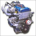 Автомобильный двигатель ЗМЗ-4061.10 карбюратор