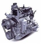 Двигатель автомобильный  ЗМЗ-4104.10