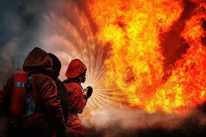 Системы противопожарные