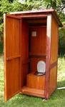 Кабина туалетная БРИЗ Т5, БРИЗ Т6, БРИЗ Т7 и БРИЗ Т8 (стенка – вагонка)