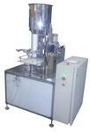 Оборудование, станок фасовки в стакан жидкостей и паст АФ-1500
