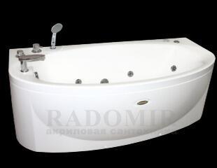 Гидромассажная ванна Неаполи