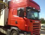 Тягач Scania R480, 2007г, 4*2, кабина Topline, полная комплектация, подвеска воздух, КПП полуавтомат