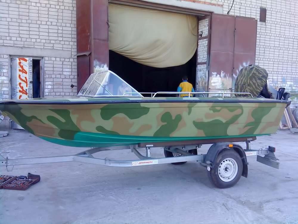 Лодки Касатка