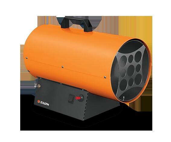 ZILON газовые пушки серии Профессионал (ZTG)