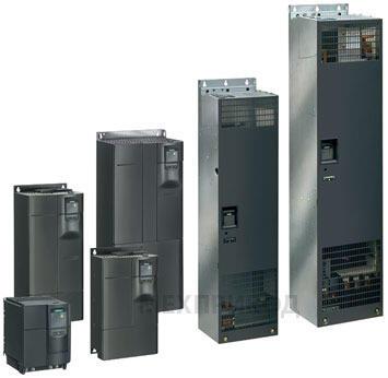 Преобразователи частоты, Siemens