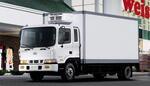 Фургон изотермический HD120