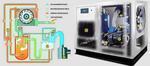 Винтовые компрессорные установки типа ДЭН с приводом от электрического двигателя