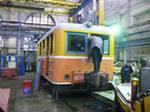 Ремонт и модернизация оборудования, узлов и агрегатов подвижного состава.