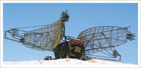 Комплекс радиолокационный 5Н87М