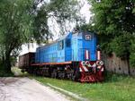 Промышленный железнодорожный транспорт