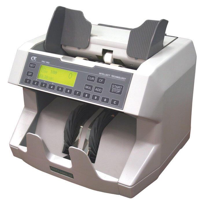 какие функции у счетчика банкнот pro 150cl/um