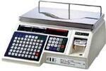 Весы с печатью этикеток CAS LP-15v.1.6