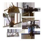 Кузнечное оборудование для холодной ковки металла (комплект из 6 оснасток)