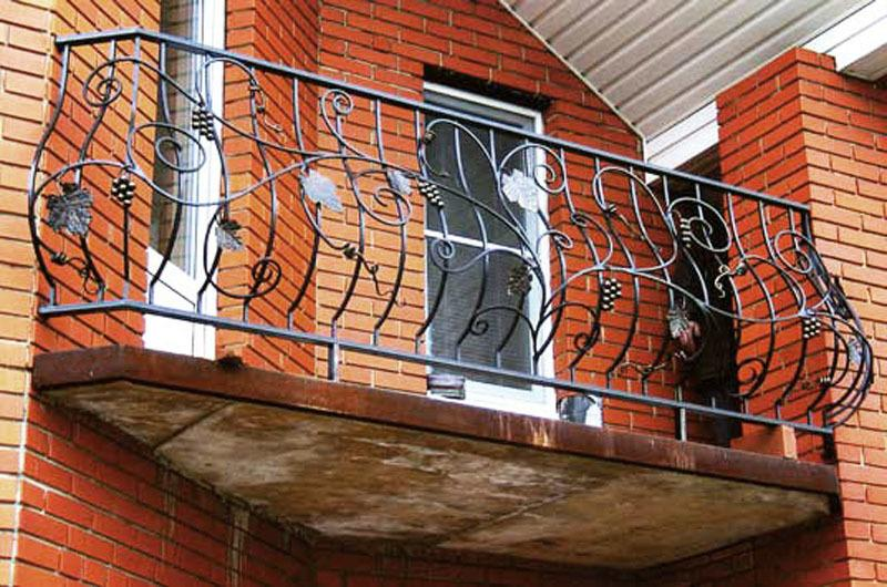 Балконы кованые аврора, ооо.