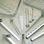 Аксессуары для экономпанелей металлические
