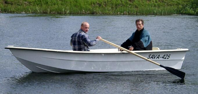 лодка сава 425 купить