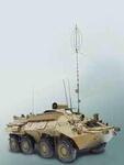 Командно-штабная машина Р-149БМР