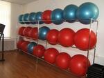 Стеллажи для фитнес-центров