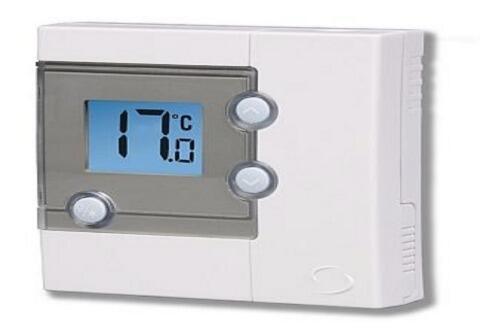 Проводные програмируеммые термостаты PRESTIGE