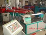 Экструзионная линия для производства фильтров для воды из вспененного полипропилена