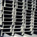 Балки двутавровые из углеродистой стали