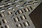Промышленные полы металлические