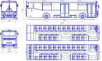 Автобусы пригородные НЕФАЗ-5299-0000011-32 для перевозки детей